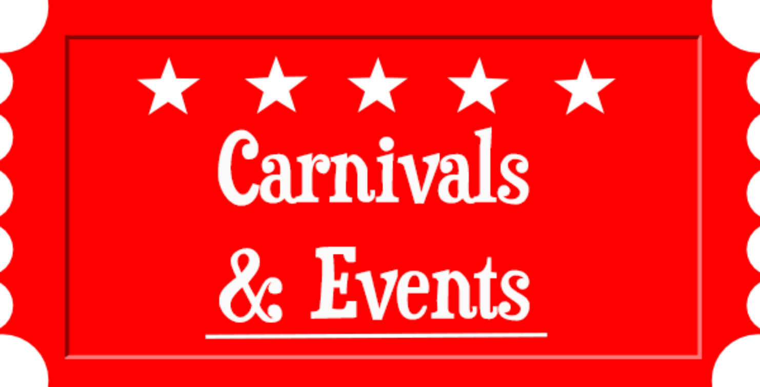 Carnivals, Events, Party Planning