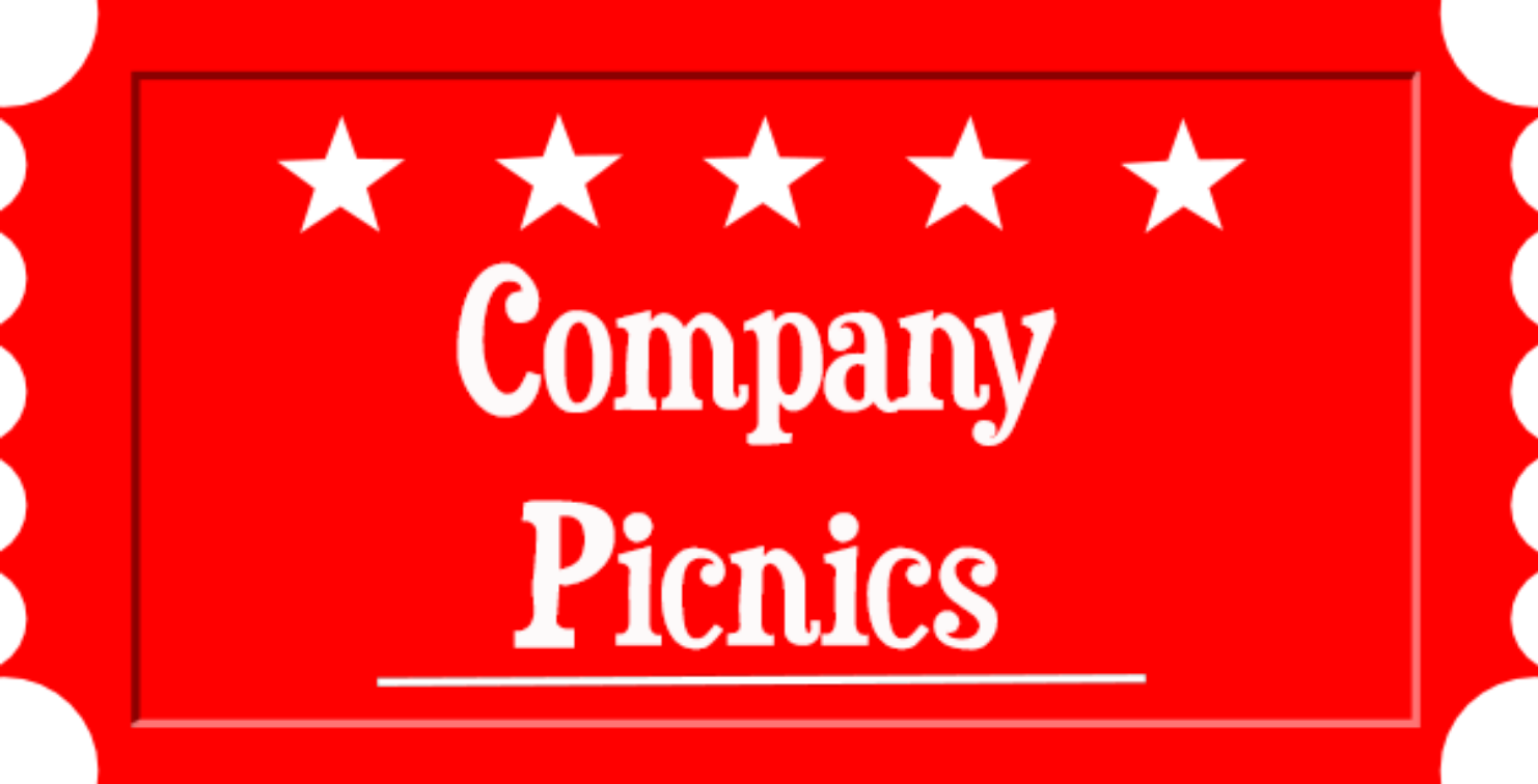Company Picnics, Employee Appreciation Days, Corporate events