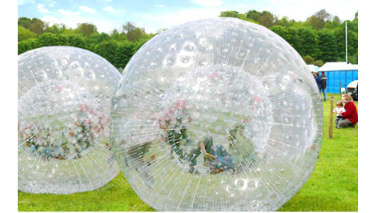 Hamster Ball Inflatables, Zorb Balls