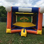 floating t ball inflatable game