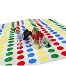 giant twister game rental
