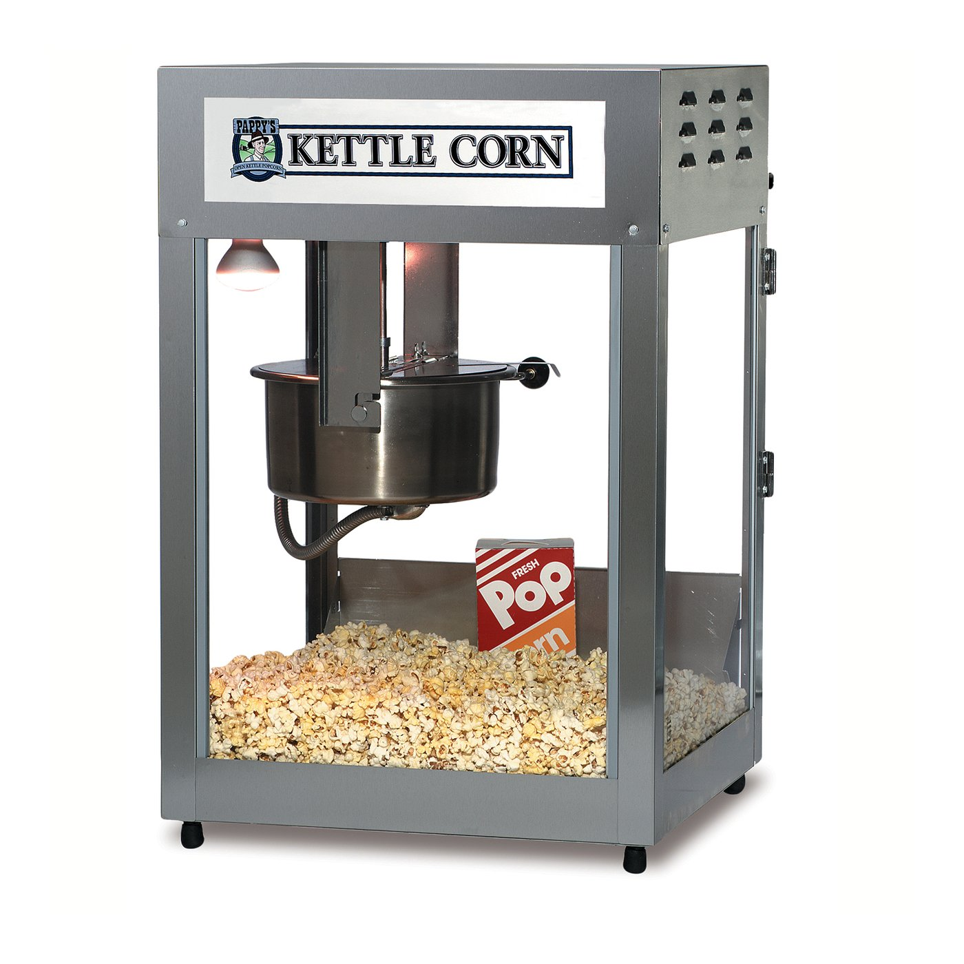 Kettle Corn Machine Rentals