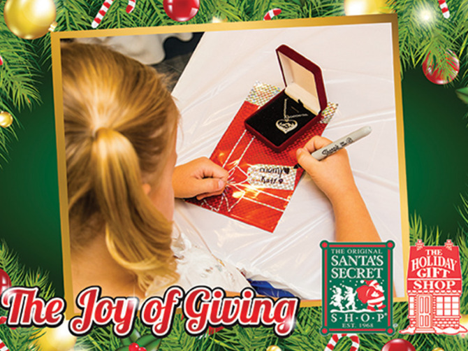 Joy of Giving, Holiday Gift Shop