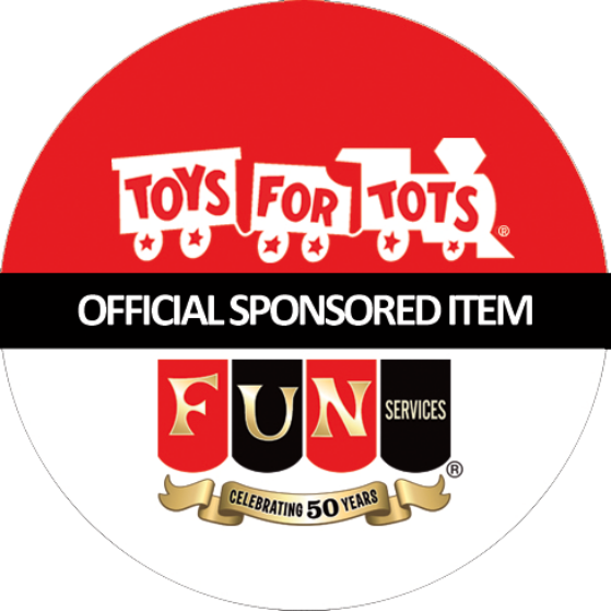 Toys for Tots Sponsored Item