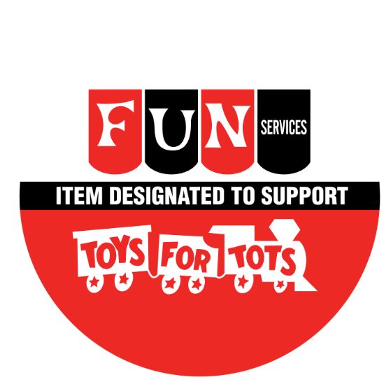 supported item for toys for tots